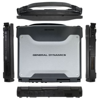 General Dynamics Itronix GD6000 Quân Đội