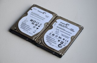 HDD Laptop 40GB