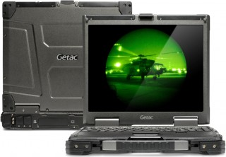 Getac B300 I7-620ML Ram 4G Box HDD 500G