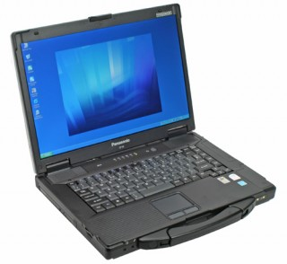 Toughbook CF-52 P8400|4G|250G|Có Box Zin