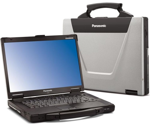 Toughbook CF-52 T7100|4G|250G|15in