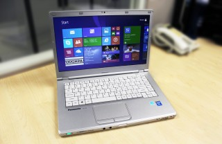Let's Note CF-LX3 Pin 12H 1.2Kg
