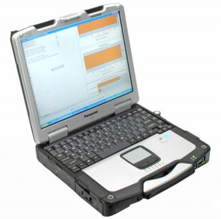 Toughbook CF-30 L9300|4G|Box HDD 500G