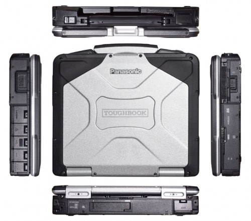 Toughbook CF-31 I5-2520M|16GB|SSD 512GB|13 in
