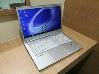 Panasonic Let Note CF-LX5 I3-6100U 1.1Kg