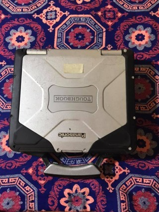 Panasonic Toughbook CF-31 Mk1 Vỏ Xấu