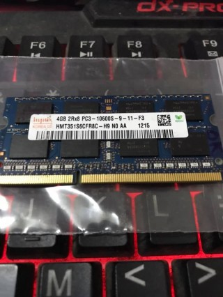 Ram Laptop 4GB Bus 1333