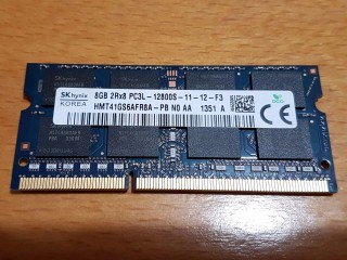 Ram Laptop DDR3L Hynix 8GB 1.35V
