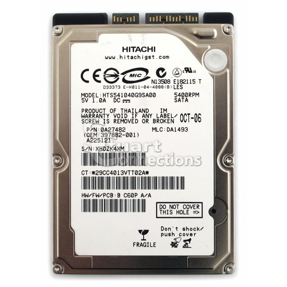 Bảo Hành 6 tháng. Ổ cứng HDD Laptop cũ, Ko Bad 40G 80G 100G 120G 160G 250G 320G 500G ở Gò Vấp. - 4